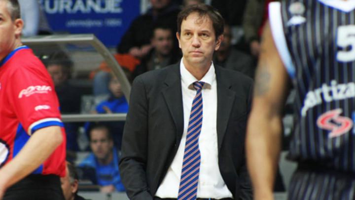 Danijel Jusup na klupi KK Zadar