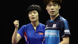 Ujedinjena Koreja osvojila zlato, igrači plakali na ceremoniji dodjele medalja