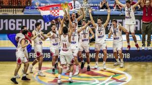 Kadeti Hrvatske prvaci Evrope