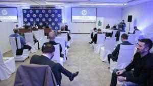 Održana sjednica novog UO FK Željezničar, predsjednik Cerić vjeruje u osvajanje trofeja