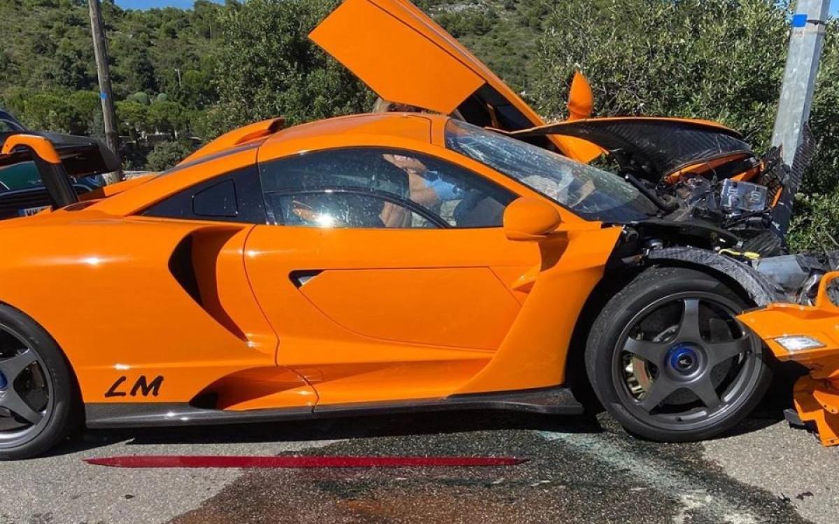 A, tek ga je kupio: Bivša zvijezda Formule 1 uništila automobil koji vrijedi 1.5 miliona eura