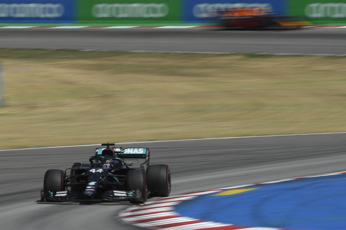 Rutinska pobjeda Hamiltona u Barceloni, Verstappen se umiješao između dva Mercedesa
