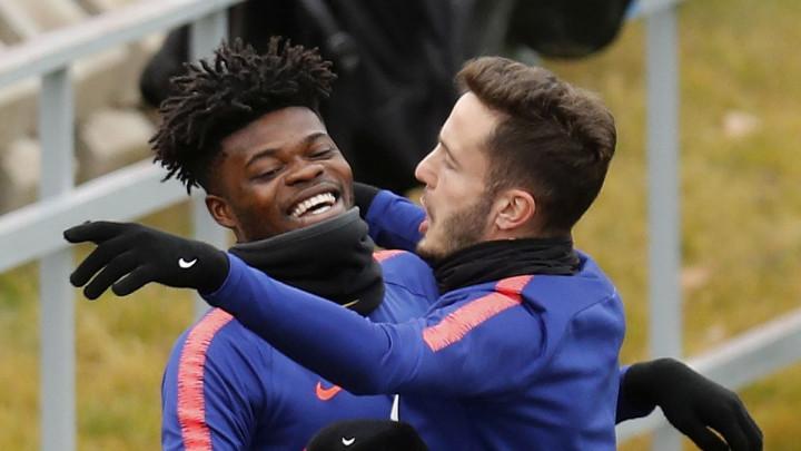 Englezi saznali koja je prava otkupna klauzula igrača Atletica, odmah kreću u akciju
