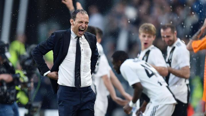 Allegri postavio Juventusu uslove za ostanak na klupi!