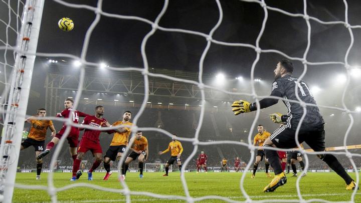 Liverpoolu u Engleskoj nema ravnog: Hrabri Vukovi pokazali zube, ali Redsi su jednostavno prejaki