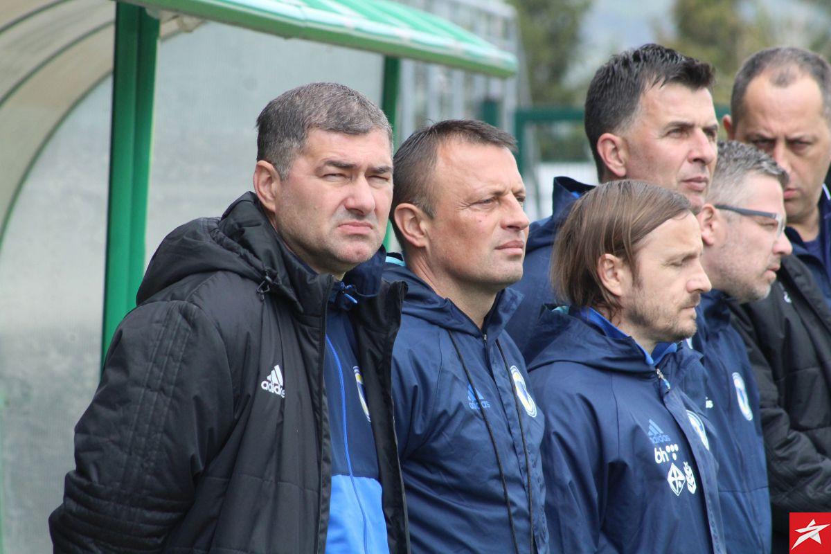 Musa objavio spisak za dvomeč sa Češkom - SportSport.ba