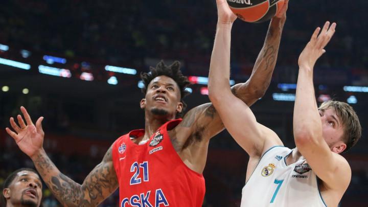 Košarkaški klasik pripao Realu, CSKA ostao bez finala