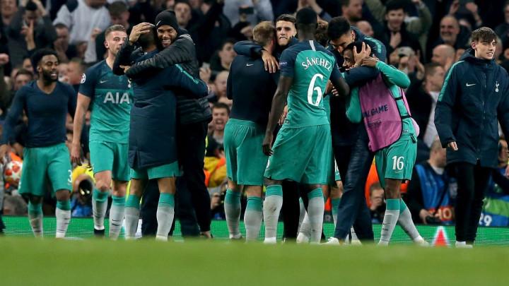 L'Equipe ponizio Tottenhamove fudbalere ocjenama za meč protiv Manchester Cityja
