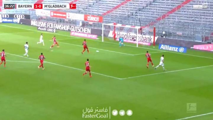 Pavard se revanširao Sommeru: Nogometaš Bayerna pogodio vlastitu mrežu