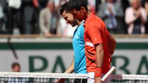 ATP rang lista: Džumhur zabilježio pad, Đoković i dalje nedodirljiv