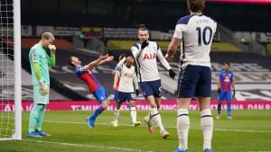 Kakva noć za Spurse: Kane i Bale pregazili Crystal Palace