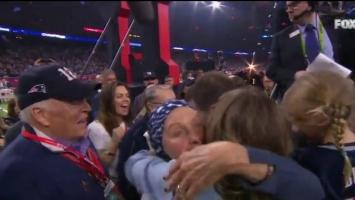 Bolesna majka Toma Bradyja bila je inspiracija Patriotsima