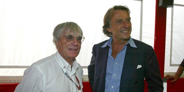 Ecclestone: Povlačenje Luce kao smrt Enza Ferrarija