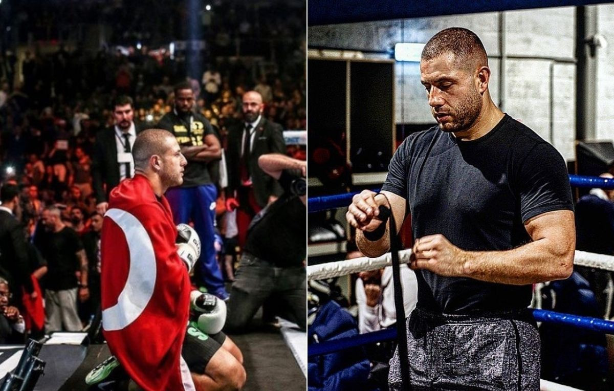 Povratak buntovnika u ring: Njegove bombe rijetko je ko 'preživio'