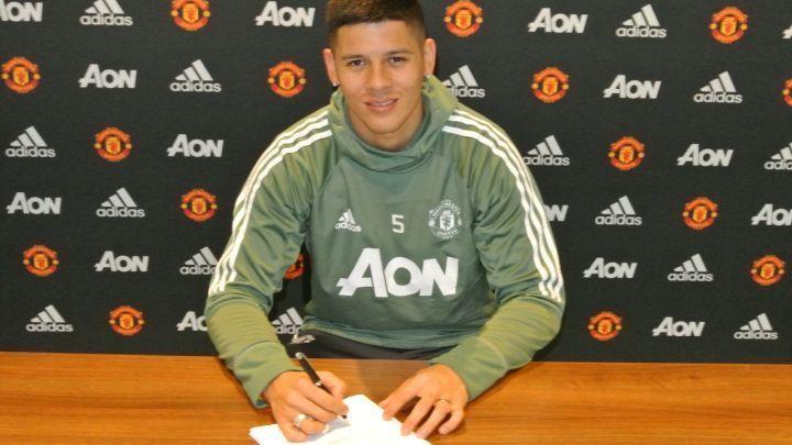 Marcos Rojo još tri godine u Unitedu