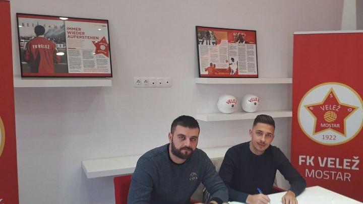 Anis Ramčilović novi igrač FK Velež