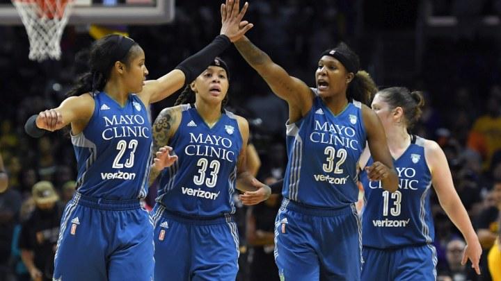 Četvrta WNBA titula za Minnesotu Lynx