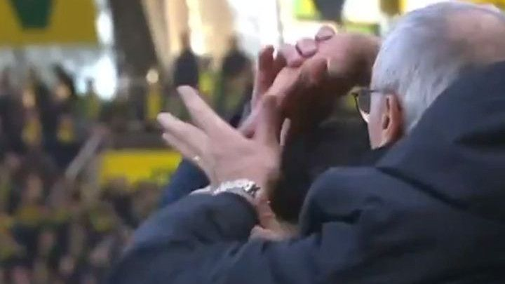 Pobijesnio Claudio Ranieri!