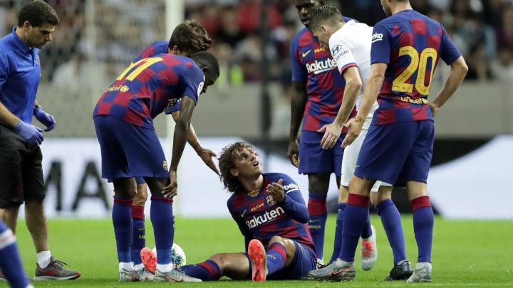 Postoji mogućnost da Griezmannov transfer u Barcelonu bude blokiran