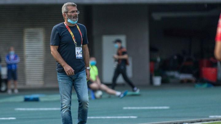 Slišković više nije trener Kitcheea, ali ostaje u klubu kao savjetnik