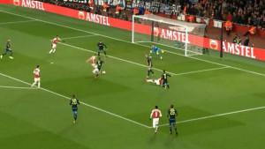 Napoli kapitulirao na Emiratesu: Ramsey doveo Arsenal u vodstvo