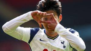 Šou Premiershipa u punoj snazi: Četiri gola Sona i četiri asistencije i gol Kanea