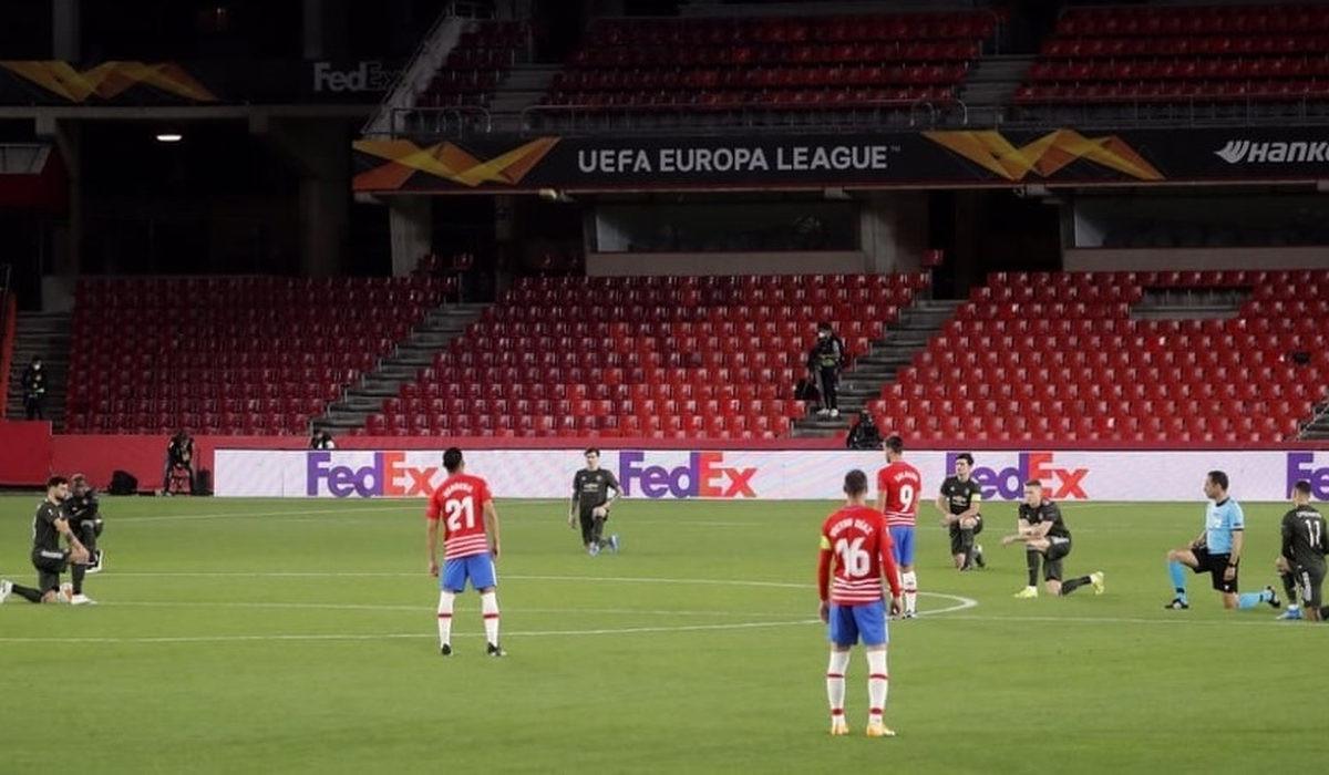 Nogometaši Granade odbili da kleknu prije utakmice protiv Uniteda