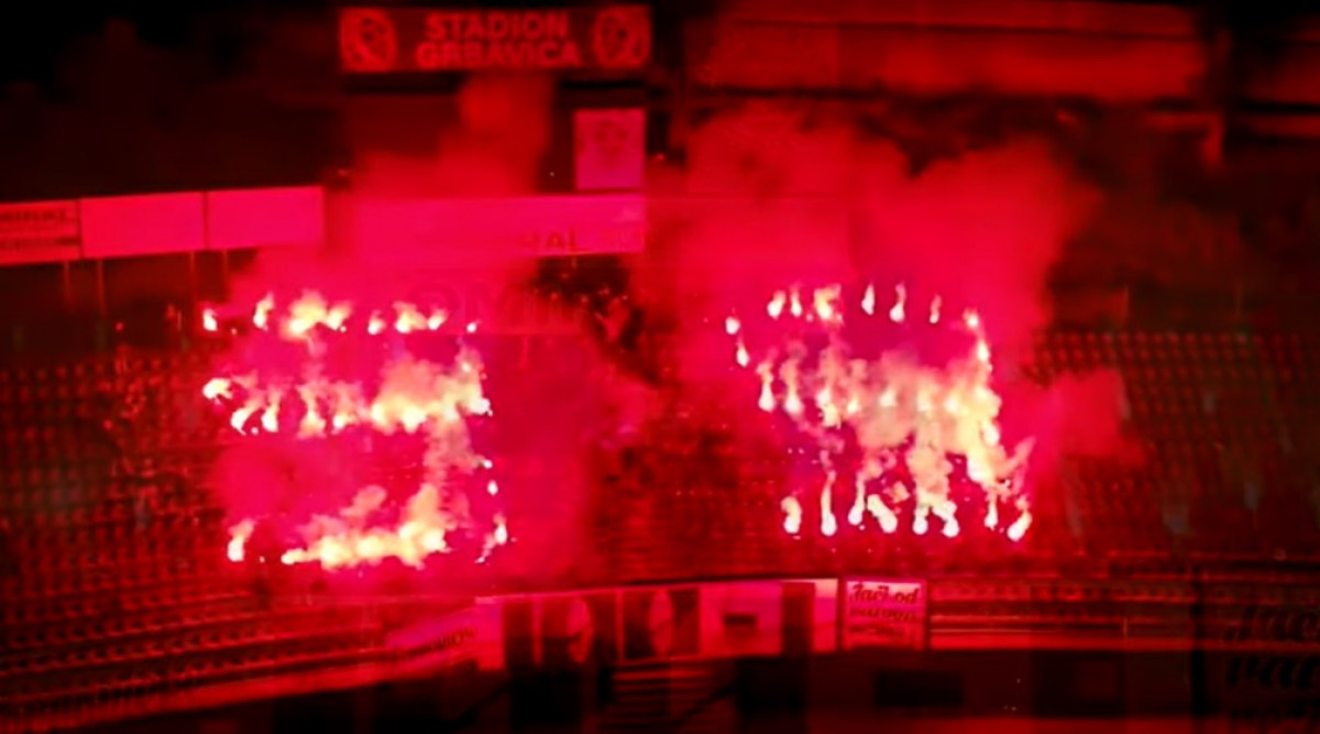 Manijaci noć prije Krupe obilježili 99. rođendan kluba