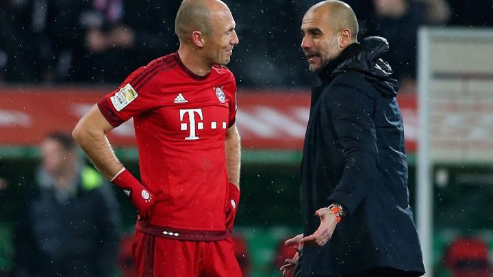 Robben govorio o najdražim pobjedama i najbolnijem porazu u Bayernu