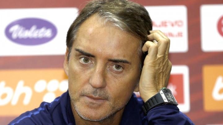Mancini: Sigurno neće biti kao u Zenici