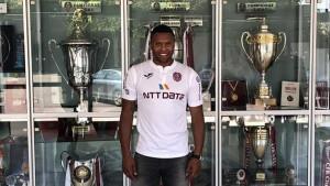 Baptista se vratio iz penzije i potpisao za klub iz Rumunije