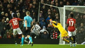 Manchester United bez problema do pobjede protiv Partizana