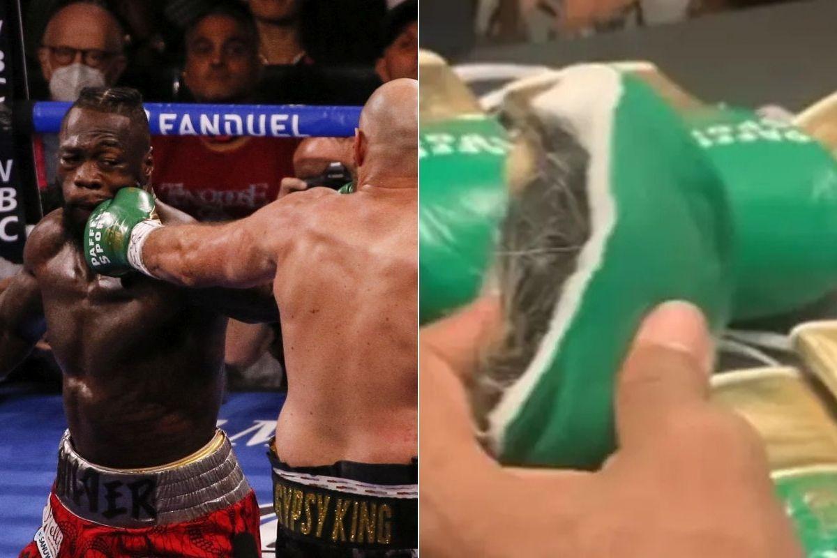 Wilder kao da je tražio alibi za novi poraz od Furyja: Smetala mu je konjska dlaka u rukavicama