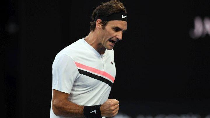 Može li ga neko zaustaviti? Federer pomeo Berdycha za polufinale Australian Opena