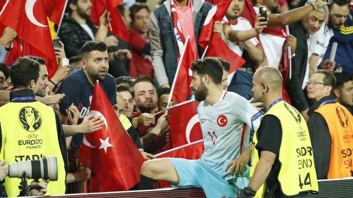 Turci žele organizaciju Evropskog prvenstva