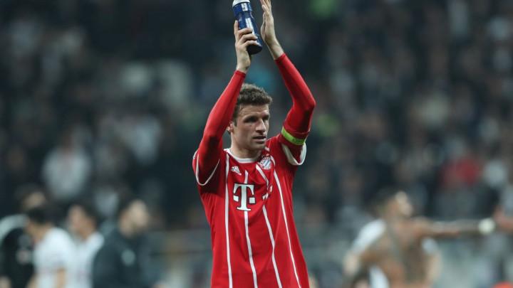 Thomas Müller razmišlja o odlasku iz Bayerna