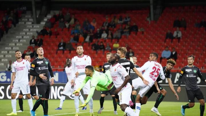 St. Gallen ubjedljiv, Demirović ponovo pogodio