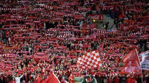 Transparent navijača Redsa je jedan od najboljih svih vremena