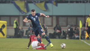 Haris Duljević sa klupe odgledao pobjedu Dynama