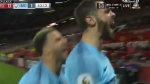 Hladan tuš za navijače Uniteda i Liverpoola: Berdardo Silva 'zaledio' Old Trafford!