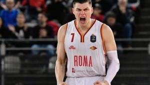 Amar Alibegović odigrao fantastičnu partiju za Virtus Romu