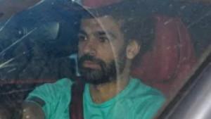 Mnogi su sa čuđenjem gledali u Salahov automobil