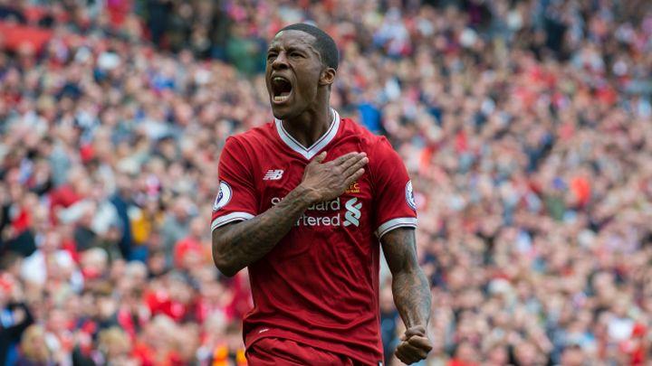 Wijnaldum počastio mladog navijača Liverpoola