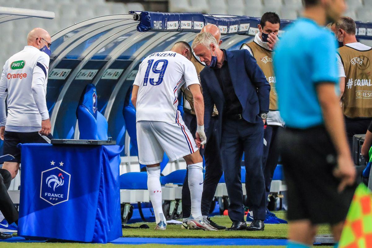 Benzema završio preglede: Francuzi objavili da li će igrati na Evropskom prvenstvu