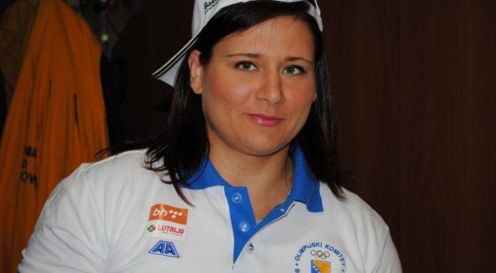 Larisa Cerić izborila nastup na Olimpijskim igrama!