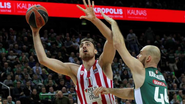 Milutinov izabran za MVP-a 16. kola Eurolige