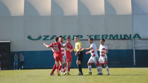 Kažnjene sudije sa utakmice Olimpik - Velež!