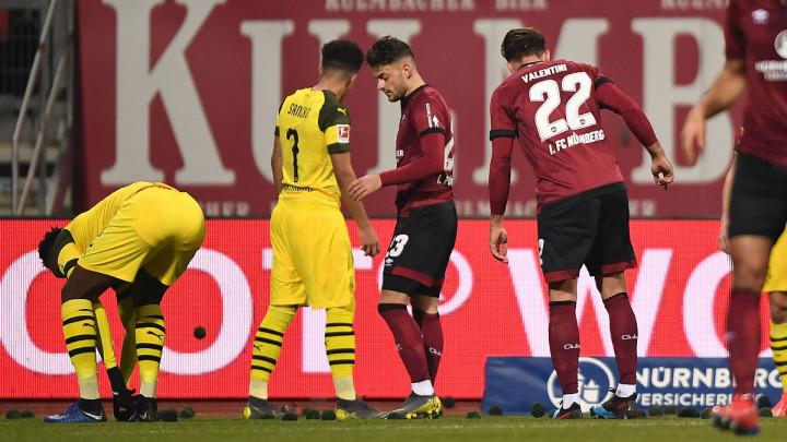 Fudbalski savez Njemačke izašao u susret navijačima koji bacaju crne teniske loptice