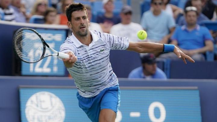 Novak Đoković zaustavljen u polufinalu