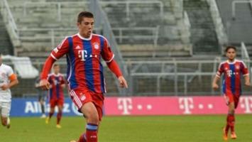 Mlađi brat Francka Riberyja postiže majstorske pogotke